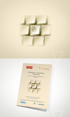 Economist Conferences  Internet y Sanidad: E-Health  - www.versal.net • Diseño Gráfico • Identidad Visual Corporativa • Publicidad • Diseño Páginas Web • Ilustración • Graphic Design • Corporate Identity • Advertising • Web Pages • Illustration • Logo