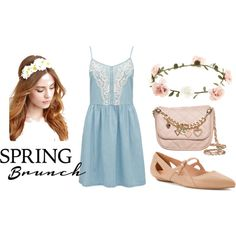 Summer2 by minelik on Polyvore featuring moda, Forever New, Corso Como, ALDO, Accessorize and Forever 21