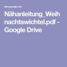 Nähanleitung_Weihnachtswichtel.pdf - Google Drive