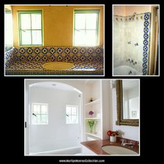 Marily's bathroom Before/Now