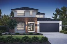 Porter Davis Homes - House Design: Hoffman B