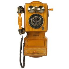 Telefone Retro Classic Bell. R$375.62