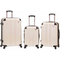 Walmart Luggage 3-Piece ABS Set ~ $132