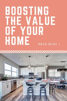 Here are three key areas where homeowners can make updates to increase home value