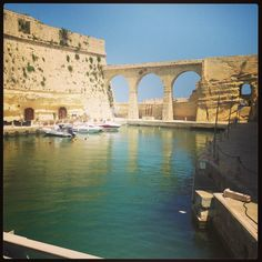 Vittoriosa, Malta - love this one!