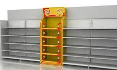 Lays Shelf in Shelf on Behance