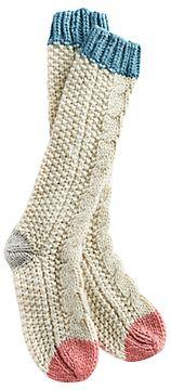 Joules Marble Lounge Socks