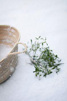 Christmas | Xmas | Jul | Noël. Winther. Snow.