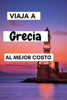 Cinco islas griegas que puedes conocer a muy buenos costos. #Grecia #viajes #viajesbaratos