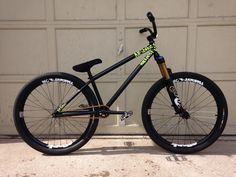 2014 NS Majesty - Fox fork source: http://www.pinkbike.com/photo/10694887/