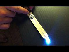 LED Popsicle Flashlight