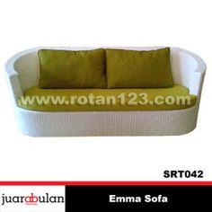 Emma Sofa  Rotan Sintetis SRT042
