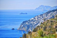 https://flic.kr/p/qg13tU | #AmalfiCoast, the view from the top of the trails | The Coast to discover from the Path of the Gods (Sentiero degli Dei)