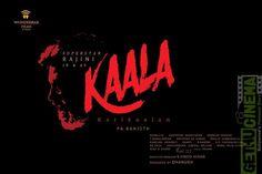 Kala Tamil Movie Official Title HD Poster | Rajinikanth