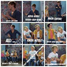 Lol. Love this interview. R5 rocks.