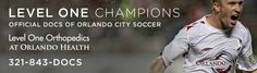 One of our favorite photos of Jamie Watson is featured in Orlando Health's new billboard ad. Orlando Health is the presenting sponsor of Orlando City Soccer Club.