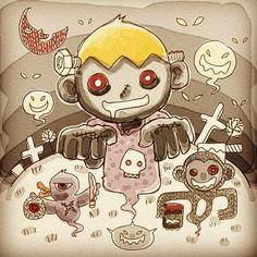Tri-Haunted Boo! Boo¡