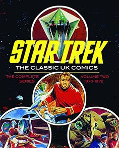 Star Trek: The Classic UK Comics
