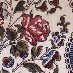 Textile, 1760–62