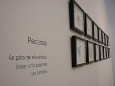 foto na exposição - Constança Lucas 2012