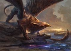 Griffin Dreamfinder by AdamPaquette on deviantART
