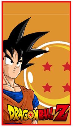 Kit imprimible candy bar Dragon Ball Z para Evento   Candy Bar Gratis Goku Birthday, Cute Boyfriend Gifts, Ball Birthday Parties, Ideas Para Fiestas, Dragon Ball Gt, Son Goku, Cute Quotes, Superhero, Anime