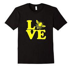 Men's Beekeeper Love Bees T-Shirt Small Black BuzzArt Tees http://www.amazon.com/dp/B01DR5RWSW/ref=cm_sw_r_pi_dp_nnfcxb1PR0ZH8