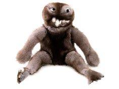 Ugly Purse Design: Rick Owens Mink Fur Toad Purse