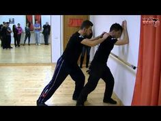 Ninjutsu self defense basics - Joseph Arlettaz - Global Combat Reaction Global Combat Reaction - Introductive lesson about self-defense based on Ninjutsu combat method, held by Joseph Arlettaz near Rome (Italy). This video shows some defense techniques from armed and disarmed attackers: - frontal, lateral and from behind attacks; - defense from stick, knife and handgun. Assistants: Andrea Timmi and Alessio Contini.