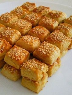 East Dessert Recipes, Desserts, Pastry Recipes, Baking Recipes, Brownie Recipes, Cookie Recipes, Herb Rice Recipe, Food Platters, Spicy Recipes