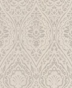 Westminster Damask Linen wallpaper by Architects Paper