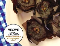 Paleo Baking with Banana Flour - Unique Health Products