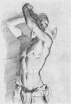 Artist John Singer Sargent Florence, January 12, 1856 - April 14, 1925, London, England