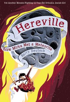 Another Hereville graphic novel! Can't wait!