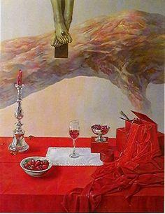 Alberto Pancorbo, La sangre de Cristo