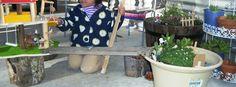 let the children play: creating a fairy garden in a pot