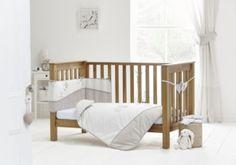Green // Cot Sheet Set + Blanket Kidz Kiss Nursery Essentials Cot Bedding Set