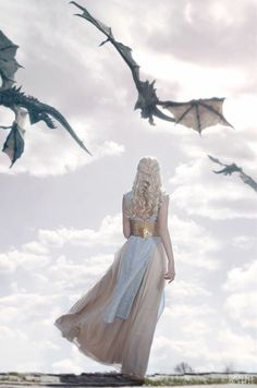 Imagen de game of thrones, dragon, and got (Geek Stuff Game Of)