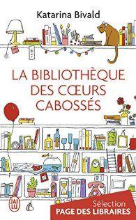 Critiques, citations, extraits de La bibliothèque des coeurs cabossés de Katarina Bivald.   Il y a des livres comme celui-ci que l'on voudrait ne jamais termine...