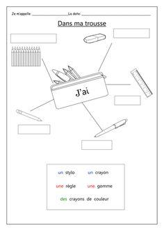FRENCH FRUIT WORKSHEET-Primary Printable KS1 by