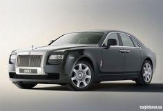 #Rolls-Royce Ghost