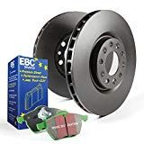 EBC Brakes Kits Ultimax 2 and RK Rotors Fits Cayenne Touareg, Multicolor 2013 Jeep Grand Cherokee, Brake Pads And Rotors, Brake Rotors, Dodge Durango, Dodge Ram 1500, 135i Coupe, Audi Sq5, Shelby Gt 500, Volvo C30