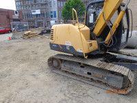 2010 LIUGONG CLG908 III Crawler Excavator http://www.heavyequipment.us/listings/2010-liugong-clg908-iii-crawler-excavator/