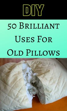 Creative Crafts, Diy And Crafts, Old Pillows, Diy Funny, Art Journal Inspiration, Just Amazing, Diy Hacks, Diy Projects, Entertaining
