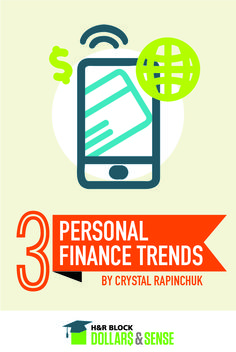 3 Technologies You Need to Know about to Help Teens Financially #highschool #finance #apps