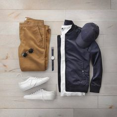 Cool Capsule Wardrobe Approved OUTFIT Grid. #outfitgrid