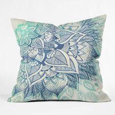 Rosebudstudio Lovely Soul Throw Pillow