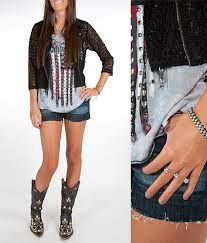 cool 4th of July  outfit