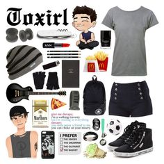 """""""Calum Hood ♡"""" by toxirl ❤ liked on Polyvore"""