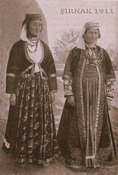 Şırnak, 1911